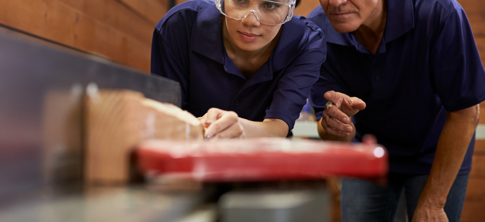 vocational education and apprenticeship